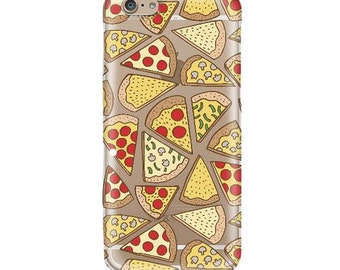 Pizza/donut/ice cream phone case
