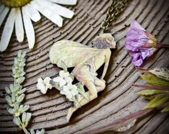Flower Faerie Necklace