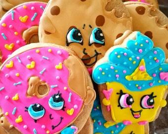 Shopkins cookies (12)
