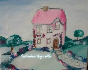 whimsical cottages