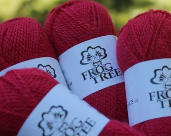 Frog Tree Yarn, Alpaca Wool, Sport Weight, Color #24