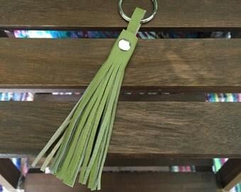 Tassel Keychain