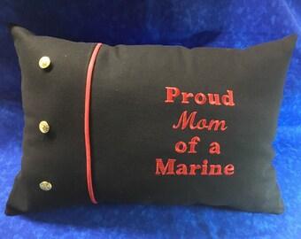 USMC Dress Blues -- Proud