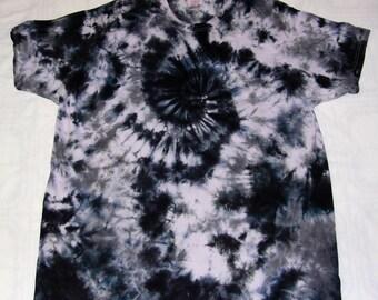 Tie Dye Shirt Galaxy Swirl Cotton