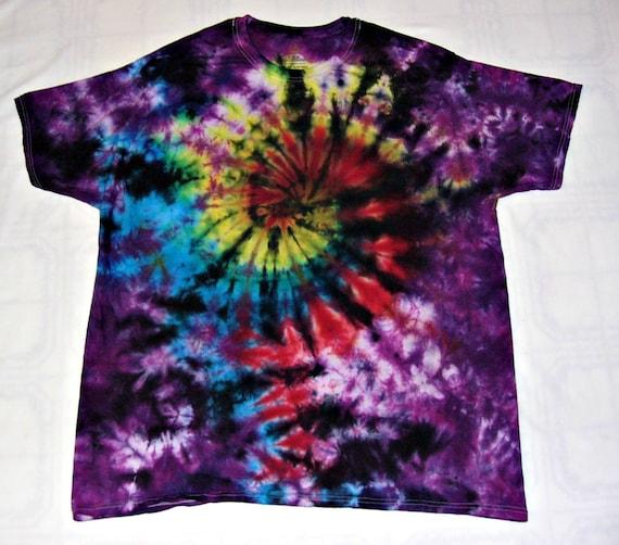 tie dye tee shirts instructions