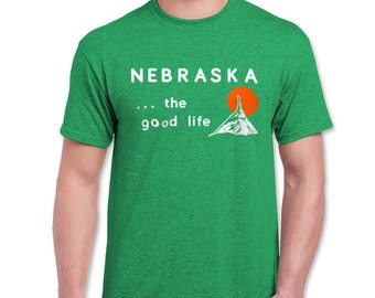 Welcome to Nebraska Tee - ANEB1492
