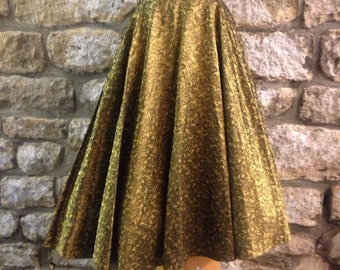 Original 1950s circle skirt