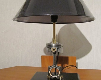 Yamaha YZF R6: piston rod lamp