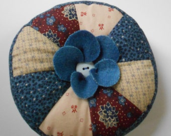 Handmade Flower Pin Cushion