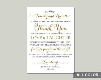 Bridal Shower Thank You Card Wording For Hostess : thank you note printable wedding thank you note wedding templates you ...