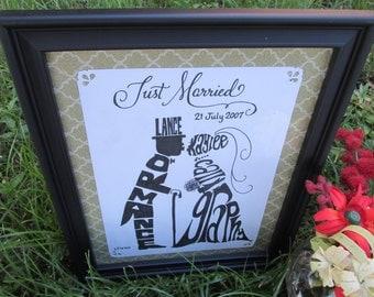 WeddingDaySilhouette