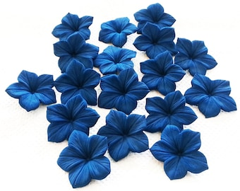 14 x Medium Size Edible Sugar/Gumpaste Blossom/Cake/Cupcake Topper/ Decorations/ For all occasions/Wedding/Anniversery etc