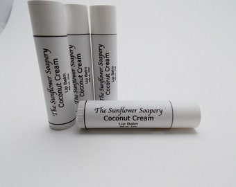 Lip Balm | Choose A Flavor | Gift | Stocking Stuffer |