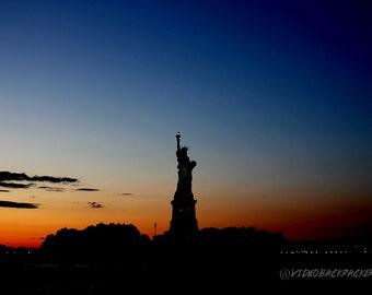Liberty - High Quality Photo Print