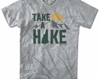 Take A Hike New Hampshirt T-Shirt