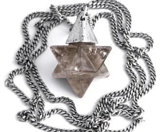 Ascension Stone® Smokey Quartz   Silver