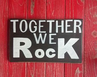 Together We Rock Etsy