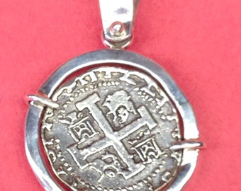 spanish silver coin