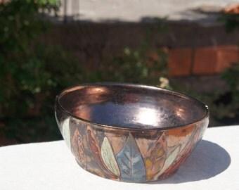 Ceramic bowl / Керамическая миска, ваза
