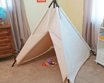 5' Canvas Tepee Tent
