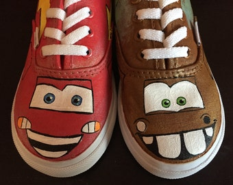 Cars toddle shoes