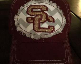 USC Patch Bling Hat