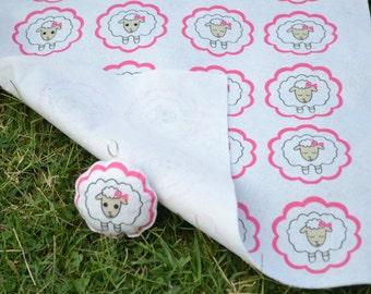 Printed felt , lamb felt ,sheets squares felt fabric polyester arts and crafts, Craft felt, Felt sheets, polyester felt printed felt- lamb