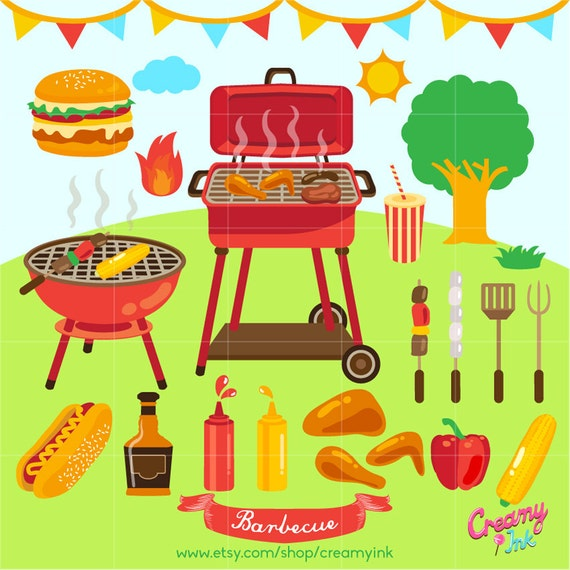 spring picnic clipart - photo #24