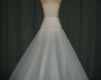 A-line Petticoat/under skirt/slips/hoop skirt/crinoline PTCT034 Crinoline SALE