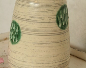 west german pottery by Bay 657
