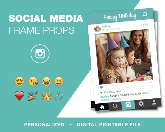 how to add frames to pictures on instagram