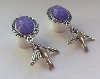 Purple plugs