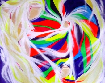 Encircled by Love - Limited Edition Print.