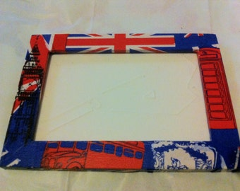 British Picture Frame