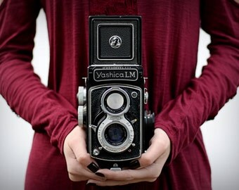 Photograph of a Vintage Camera