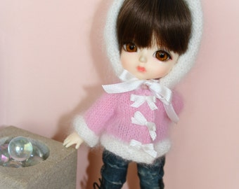 Hoody Angora for Lati yellow, pukifee, tiny...