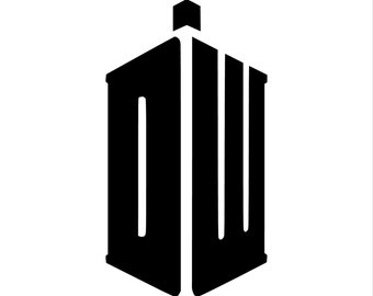 Doctor Who tv series logo