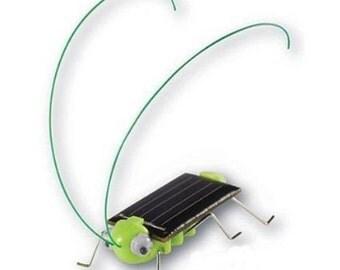 ModLabz Educational Solar powered Grasshopper Toy Gadget