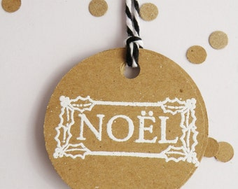 greeting tags 10 pack handmade with 220gsm kraft card stock comes with 1 meter of twine