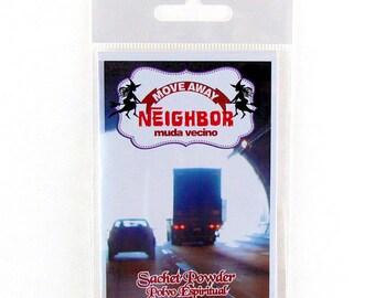 Move Away Neighbor Powder