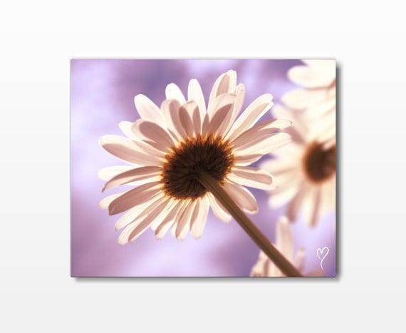 Purple Canvas Art, Flower Canvas Prints, Plum Canvas Wall Art, Flowers on Canvas, Flower Photography