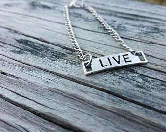 Live Bracelet - Simple Bracelet