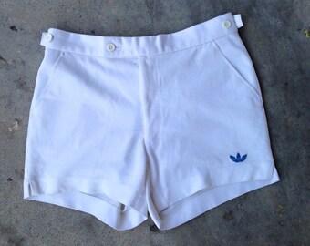 Vintage Adidas short pant tennis short W30