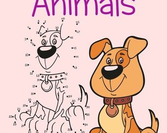 Connect the Dots Animals for Kids 2