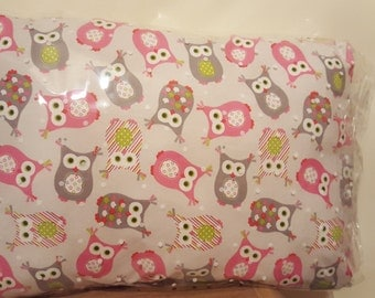 beautiful handmade owl cushio