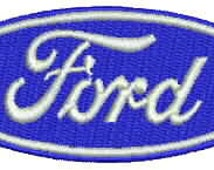 Ford Embroidery Design