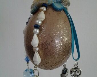 Starfish Ornamental Egg