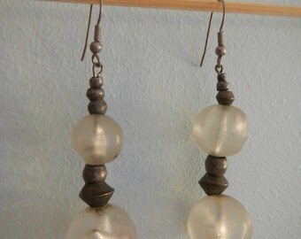 Vintage Long Dangling Earrings