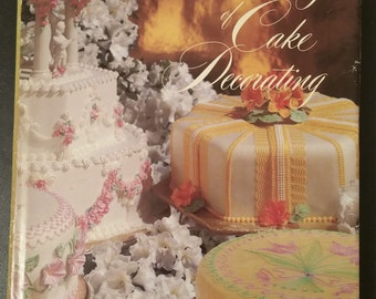 The Wilton Way of Cake Decorating; Volume 3 - The Use of Tubes, Hardcover Encyclopedia by Wilton