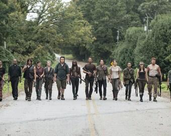 Walkind Dead Season 5 Cast